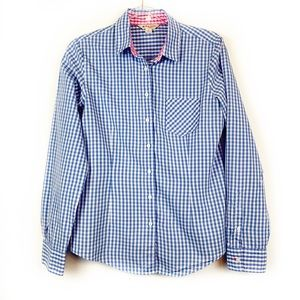 Brooks Brothers Gingham Check w/ Contrast Detail 8